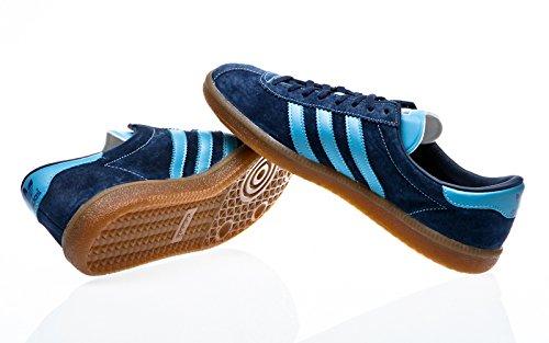 Adidas Hochelaga SPZL, collegiate navy/blanch sea/collegiate royal collegiate navy/blanch sea/collegiate royal