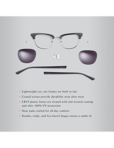 Obsidian Sunglasses for Women or Men Polarized Aviator Frame 01 ...