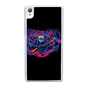 Sony Xperia Z3 Cell Phone Case White FRIDAY THE 13TH FORCEFUL ENTRY AS7YD3590123
