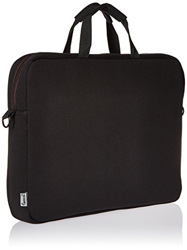 I Love NY Laptop Case, Black/Brown (ILNLAP1602BR) by I Love NY (Image #1)