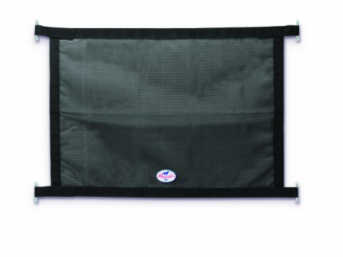 (Professional's Choice TRAILER WINDOW SCREEN KEEP OUT DEBRIS INSECTS DIRT (Black))