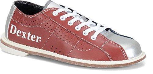 Dexter Bowling - Damen - Bowling - Verleih Rot / Blau / Grau