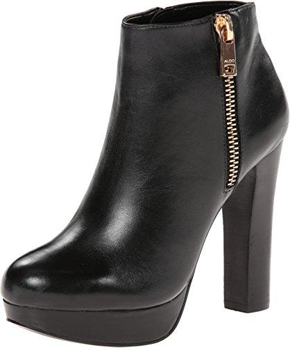 Aldo Women's Kedirallen Boot, Black, 39 EU/8.5 B US