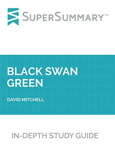 Study Guide: Black Swan Green by David Mitchell (Swan Motif)