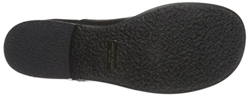 John Zapatos Petra Shoes Mujer W Negro Negro rq1Or