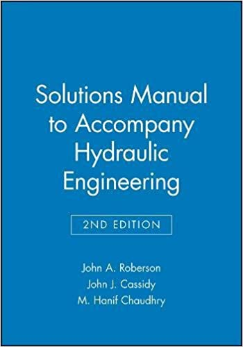 Solutions manual hydraulic engineering john a roberson john j solutions manual hydraulic engineering fandeluxe Image collections