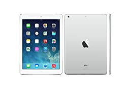 Apple Ipad Air Md789lla (32gb, Wi-fi, White With Silver) Old Version