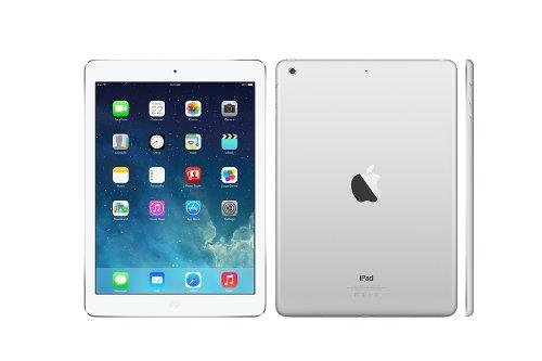 Apple iPad Air MD789LL/A (32 GB, Wi-Fi, White with Silver)