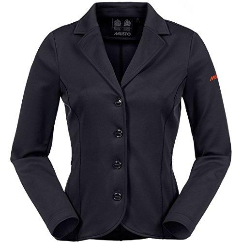 Musto Prestige Windstopper Activeseam Show Ladies Jacket Black 9FURAt