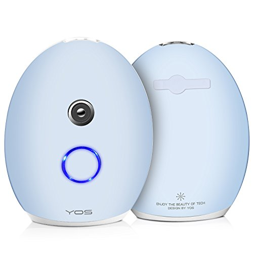 Sale Mini Nano Mister Argus Le Rechargeable Nano Handy Cool Mist Spray Atomization Facial Mister Eyelash Extensions Humectant Steamer Moisturizing Eyes Beauty Instrument For Outdoor Water Spa Blue