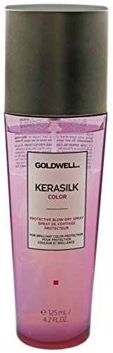 Goldwell Kerasilk Color Protective Blow-Dry Spray 4.2 Ounces by Goldwell by Kerasilk ()