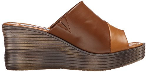 2 Lips Too Women Too Albany Wedge Sandal Tan