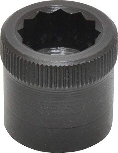 5/8-11'' Thread Uncoated Steel Allen Nut pack of 10