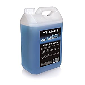 Williams Racing WIL0023 Tyre Dressing, 5 Liter