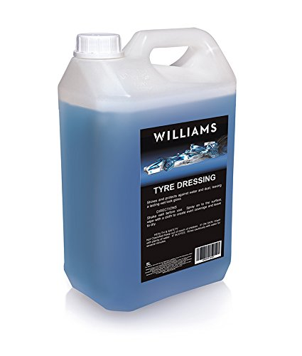 Williams Racing WIL0023  Detergente per Pneumatici, 5  Litri 5 Litri Assured Products Limited
