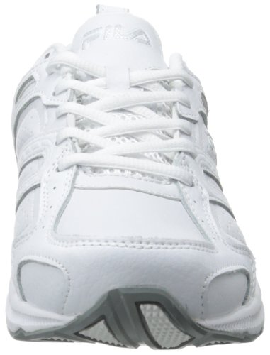 Fila Metallic Women's White W Capture Silver White ArvwATHq