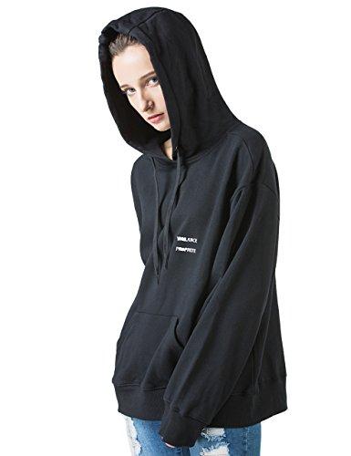 100 Cotton Hooded Sweatshirt - 6