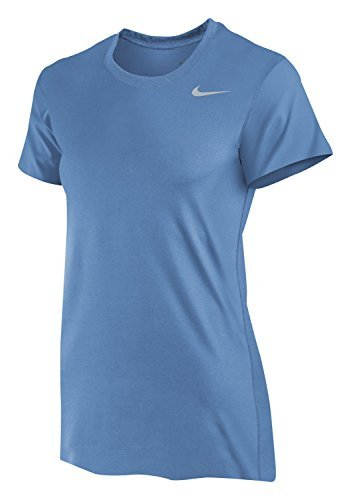 Shirt-sky blue-large (Nike Womens Sportswear)