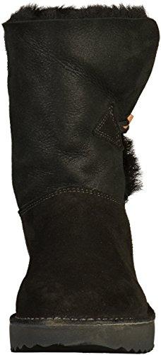 Noir Bottes Femme Uma de Ricosta Neige 091 Schwarz HqwRpngZ