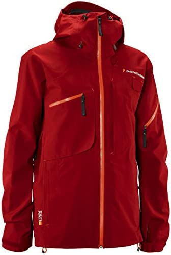 Peak Performance(ピークパフォーマンス) ヘリ アルパインジャケット Heli Alpine Jacket 14-15FW G37274010 青 Ocean Small
