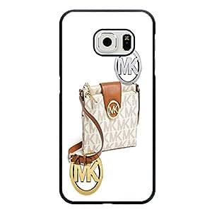 Stylish MK Leather Bag Design Michael Kors Phone Case Cover for Samsung Galaxy S6 Edge Popular