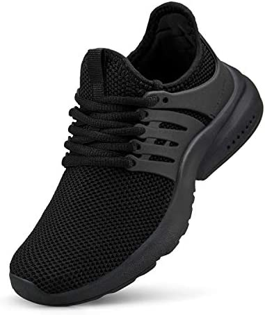 domirica Boys Girls Shoes Athletic Running Walking Shoes