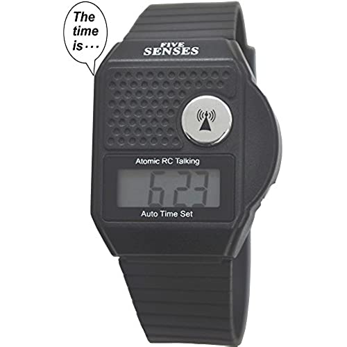speaks watches blind date w dp day watch atomic com time amazon alarm wrist talking