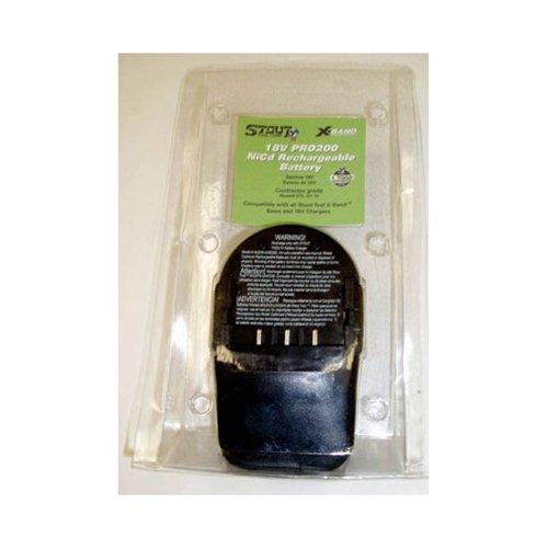 Stout Tool STE-141-19 18-Volt 2.0Ah NiCad Battery ()