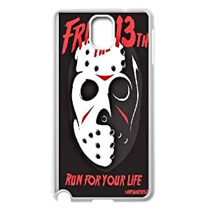DIY Phone Cover Custom Friday The 13Th For Samsung Galaxy Note 3 N7200 NQ6142564