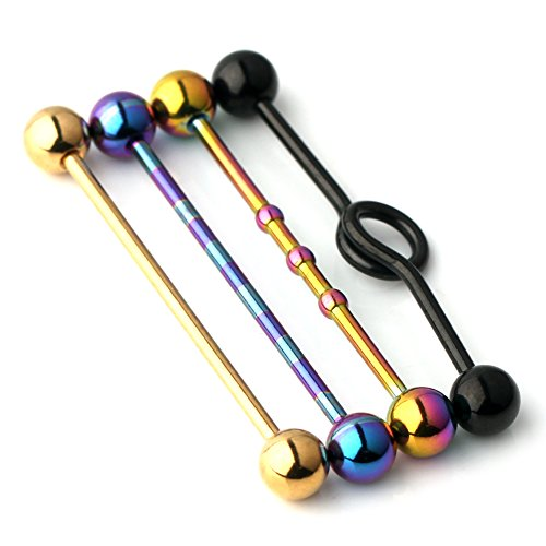 Ruifan Industrial Barbell Cartilage Piercing product image