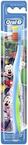 Escova Dental Infantil Oral-B Mickey 1 Unidade, Oral-B