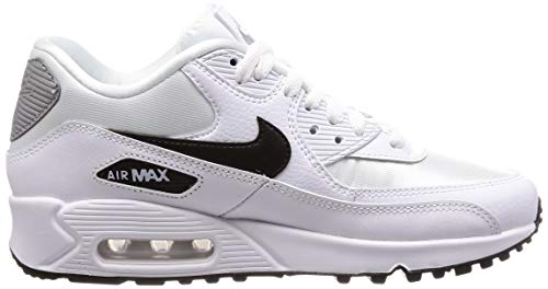 Scarpe Nike Multicolore black Silver Fitness 90 reflect Donna Air Wmns Max Da 137 white wIKIqBRa