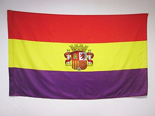 Banderas de la Historia de España