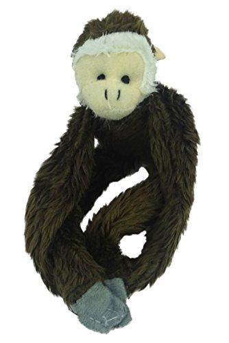 Soft Farm/Safari Fridge Magnets Magnetic Mates Animals - Various Animals (Brown Monkey)