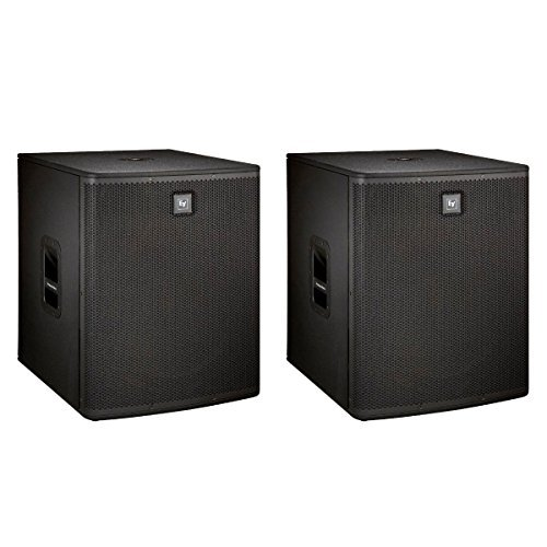 (Electro-Voice ELX118P Live X 18-Inch Powered Subwoofer Pair)