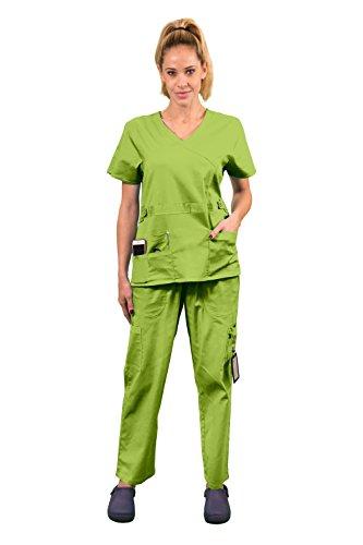 womens-super-stretch-medical-scrubs-set-scr44806-apple-gree-medium