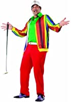 Rasta Imposta Caddyshack Al Czervik Costume