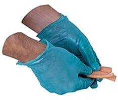 Impact 8613M Disposable Vinyl Powder Free General Purpose glove BLUE