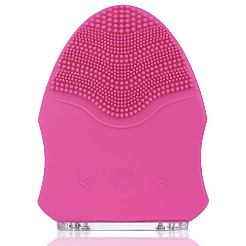 Silicone Nose Up Massager Beauty Tool (Pink) - 4