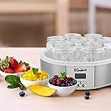 Euro Cuisine Yogurt Maker - YMX650 Automatic