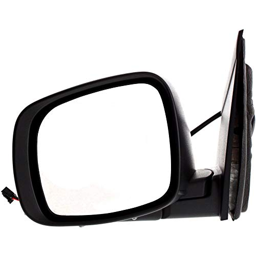 - Mirror For 2008-2016 Dodge Grand Caravan Driver Side Heated