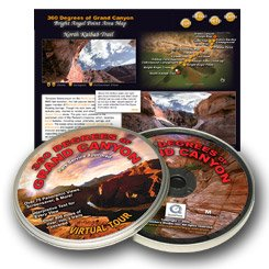 Read Online 360 Degrees of Grand Canyon National Park Virtual Tour CDROM (National Parks and Monuments) ebook