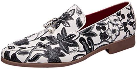 ZONGLIAN 人気 ビジネスシューズ メンズ 個性的 花柄 エナメル 革靴 通勤 レースアップ 柔らかい 花柄 迷彩 内羽根 ストレートチップ 紳士靴 オフィス 紳士靴 大きいサイズ 就職 結婚式 冠婚葬祭 24.5-27.5cm