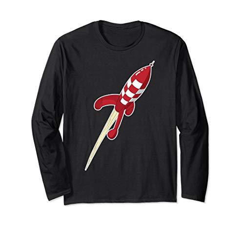 TINTIN Rocket (RED)