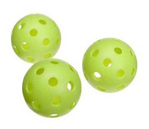 Jugs Bulldog Vision Enhanced Yellow Poly 7 Dozen (84) Softballs 12'' B7011. by Jugs