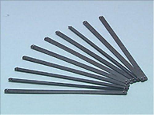 Eclipse 71-132R Professional Junior Scie à métaux Lames-Pack de 10