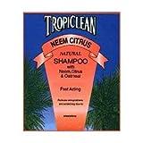 Tropiclean Neem Citrus Shampoo, 20 fl oz