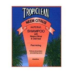 Tropiclean Neem Citrus Shampoo, 20 fl oz by Cosmos