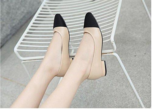 HXVU56546 Sommer Schuh Sandalen Mode Neue Frauen Kollokation Und Damenschuhe Single shoes