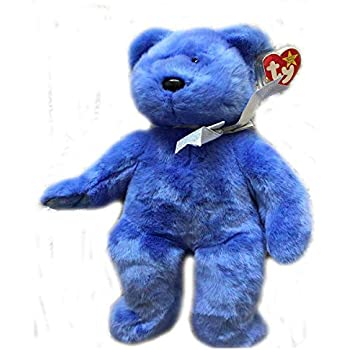 Amazon.com  1 X TY Beanie Buddy - CLUBBY 4 the Bear  Toy   Toys   Games b88fe53bcb4d